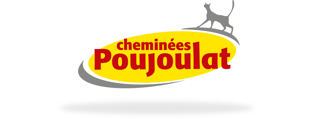 Logos cheminees poujoulat 1